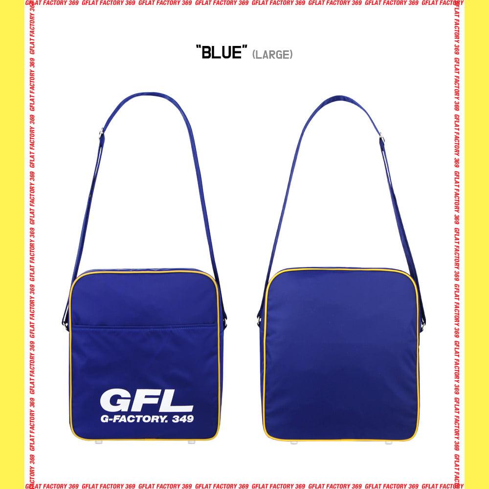 [지플랫] 에어라인 GFL 83 크로스백 L (BLUE)