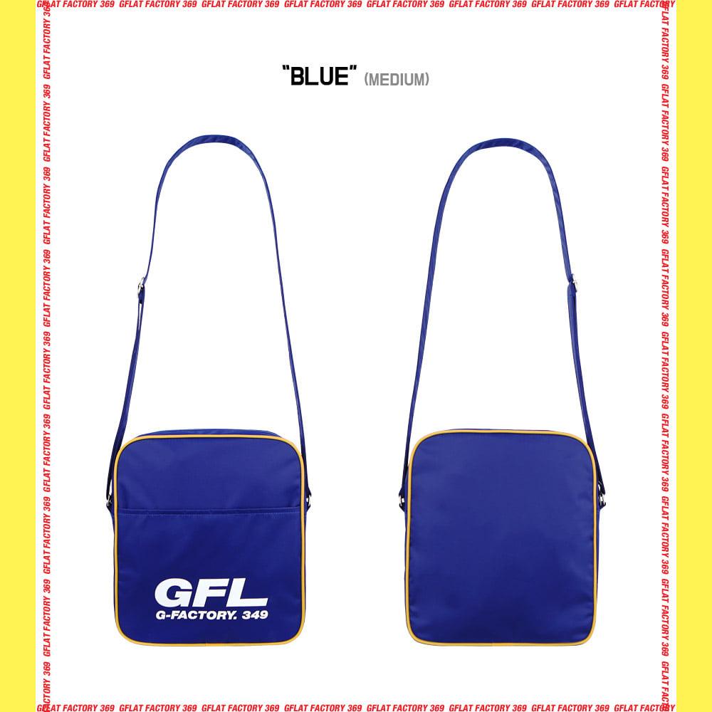 지플랫(G-FLAT) 에어라인 GFL 83 크로스백 M (BLUE)
